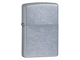 Zippo 207 Street Chrome Windproof Lighter