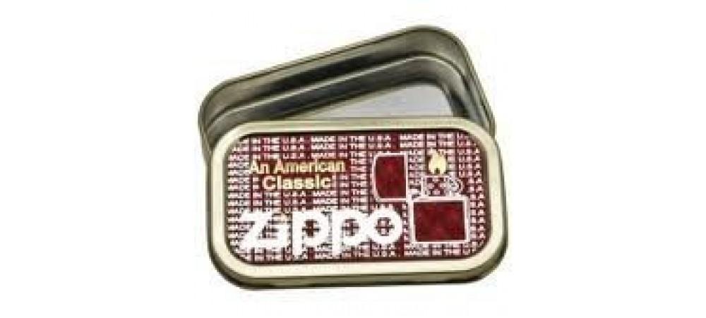 1oz Tobacco Tin - LID Colour will Vary -Zippo