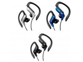 JVC  Sports Adjustable Inner / Around Ear Clip Earphones HA-EB75