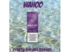 Wahoo (Fruity Vanilla Cream) 70VG Sub Ohm 10ml Deluxe E-Liquid - Naked Fish - Made in USA
